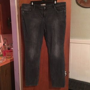 Router 66 skinny jeans sz 18